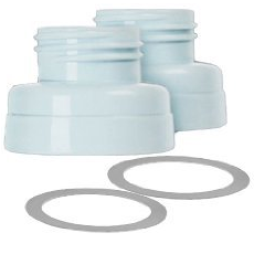 Maymom Conversion Kit for Medela Breast Pumps /& Breastshield to Use with Phillips Avent Wide-mouth Bottle Plus Sealing Ring; Avent Converter Kit