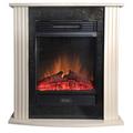 Dimplex Mini Mozart Black Electric Fireplace Suite