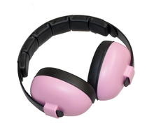 Baby Pink Earmuffs by Baby  Banz