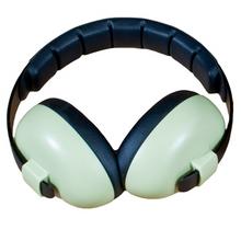 Baby Green Earmuffs by Baby  Banz