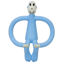 Matchstick Monkey Teething Toy Light Blue
