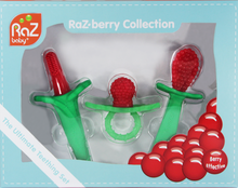 Razbaby Razberry Collection 3 Piece Gift Set