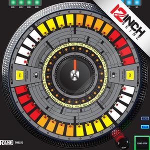 Control Disc System (SINGLE) Rane Twelve - Roland 808