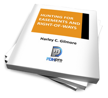 Hunting for Easements & Right of Ways