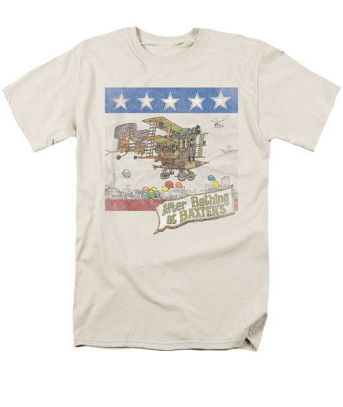 Mens Jefferson Airplane Baxter's Cover Tee Shirt