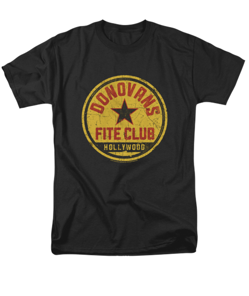 Mens Ray Donovan Fight Club Tee Shirt