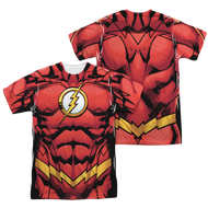 52 Bolt Sublimation Flash Tee Shirt