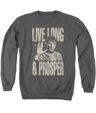 Star Trek Prosper Adult Crew Neck Sweatshirt