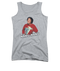 Mork and Mindy Catchphrase Juniors Tank Top