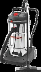 Lavor Windy 65L, Twin Motor 3000W Wet & Dry Vacuum Cleaner