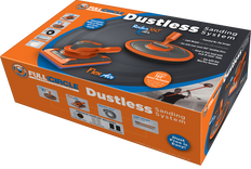 Full Circle Dustless Sanding System in box