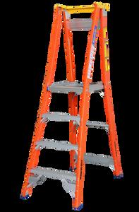 Pro Series Fibreglass Platform/Podium Ladder