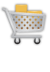 Wall Decals Shopping Cart