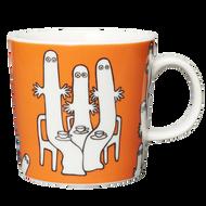 Moomin Hattifatteners / Teema Mug