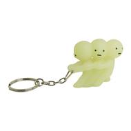 Smiski Glow Key Ring [pulling]