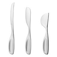 Alfredo Cheese Knives Set 3