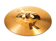 "Zlidjian 16"" K Custom Hybrid Crash Cymbal"