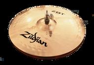 """Zildjian 14"""" ZBT HiHat Pair"""