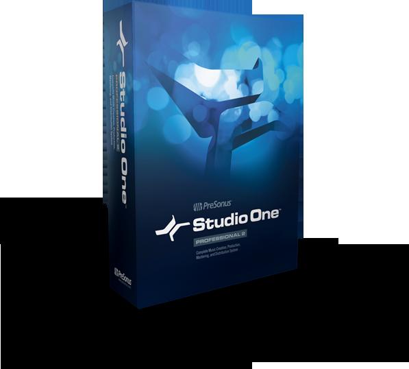 Presonus Studio One Professional 2 0 Music Production Software