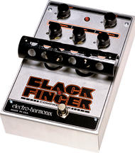 Electro Harmonix Black Finger Optical Tube Compressor