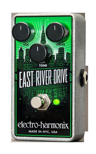 East River Drive Pedal : electro harmonix east river drive overdrive pedal ~ Hamham.info Haus und Dekorationen