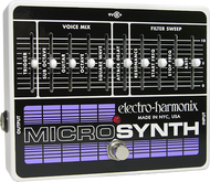 Electro-Harmonix Micro Synthesizer Analog Guitar Micro Synth