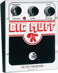 Electro-Harmonix US Big Muff Pi Distortion/Sustainer