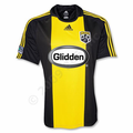 Columbus Crew 2009 Size Adult XL Home Jersey
