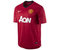 Manchester United 2012 2013 Size Adult S Home Jersey