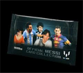 PACK OF MESSI CARDS - ENTIRE SET TO COLLECT ARE EXCLUSIVE MESSI CARDS!