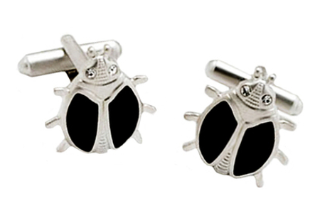 Cute Bug Cufflinks