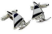 Wind Surfer Sport cufflinks