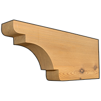 Cedar Brackets and Corbels,Wooden Brackets,Wood Brackets, Wooden ...