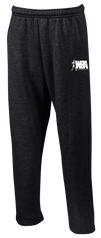 Western Band Association - WBA Logo Black Pants
