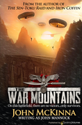The War Mountains by John McKinna - Writing as John Mannock  (Print)