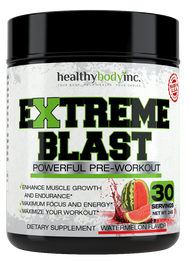 Xtreme Blast Powerful Preworkout