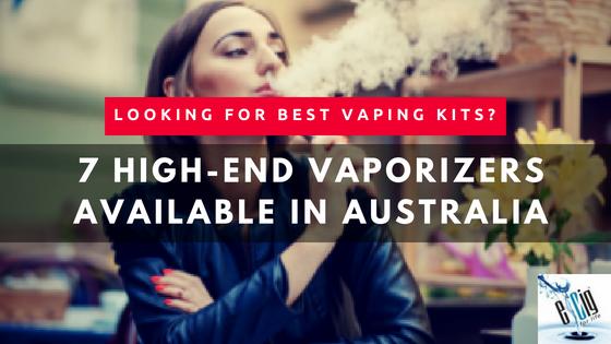 Best Vaporizers Australia