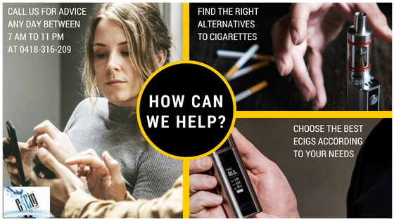 How Can We Help- Ecig For Life