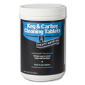 Craft Meister Keg & Carboy Cleaning Tablets, 30 ct