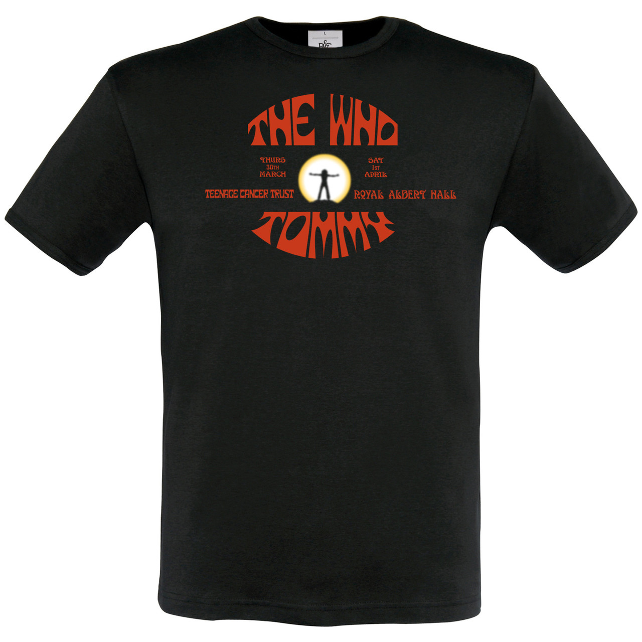 wholesale dealer 17159 0a7ba The Who at the Royal Albert Hall Event T-Shirt