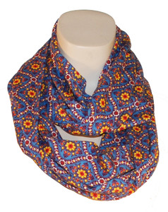Infinity Scarf in Dutch Treat
