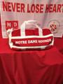 Notre Dame Gym Bag
