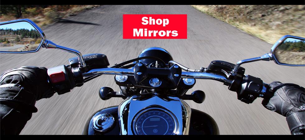 motorcycle mirrors vipcycle.com shop
