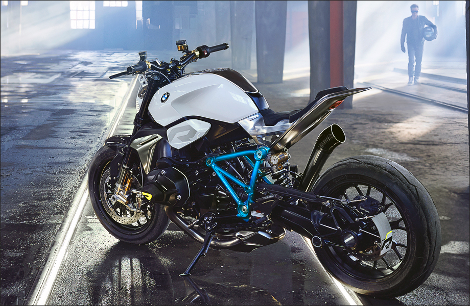 2014 Bmw Roadster Revolution Concept Bike Vipcycle Motorcycle Parts