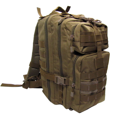 Large 26 liter capacity with multitude of pockets for fitting all your items safe and snug.