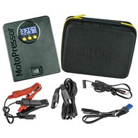"""Brand New! """"Motopresser"""" Fast Compact Motorcycle Mini Air Pump"""
