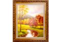油画-秋的印象