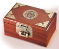 花梨木珠宝盒