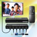 5进1出HDMI高清切换器