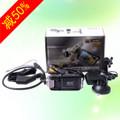 DV型高清摄像机+自动监控录像机